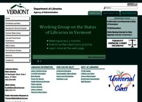 libraries.vermont.gov