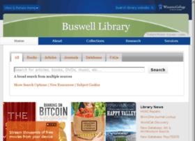 library-test.wheaton.edu