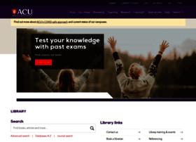 library.acu.edu.au
