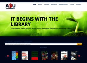 library.aeu.edu.my