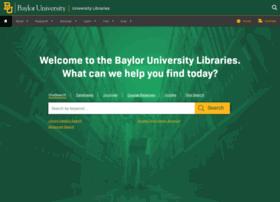 library.baylor.edu