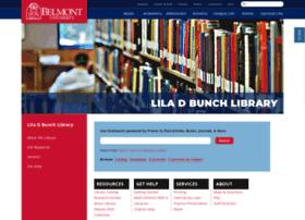 library.belmont.edu