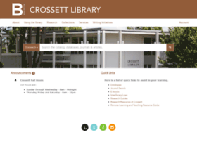 library.bennington.edu