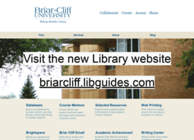 library.briarcliff.edu