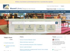 library.bridgew.edu