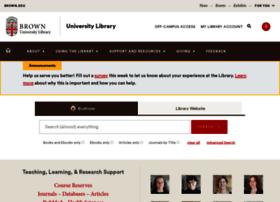 library.brown.edu