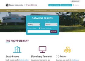 library.bryant.edu