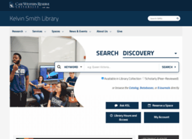 Library.case.edu