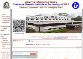 library.cbit.ac.in