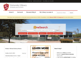 library.csustan.edu