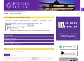 library.defiance.edu