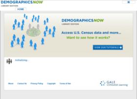 library.demographicsnow.com