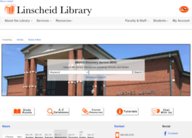 library.ecok.edu