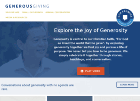 library.generousgiving.org