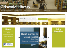 library.greenmtn.edu