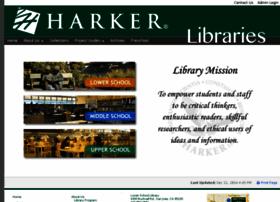 library.harker.org