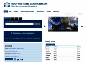 library.hiu.edu