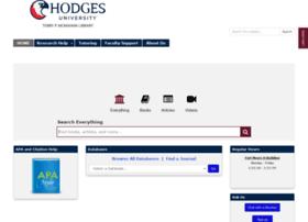 library.hodges.edu