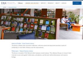 library.ias.edu