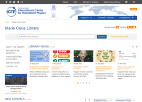 library.ictp.it