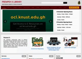 library.knust.edu.gh
