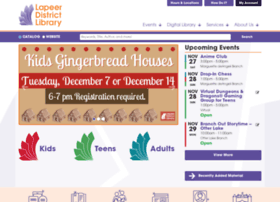 library.lapeer.org