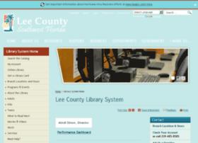 library.leegov.com