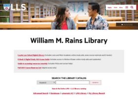 library.lls.edu