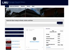 library.lmunet.edu