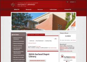 library.louisiana.edu