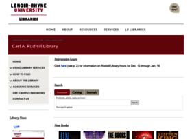 library.lr.edu