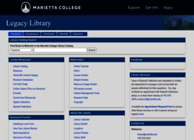 library.marietta.edu