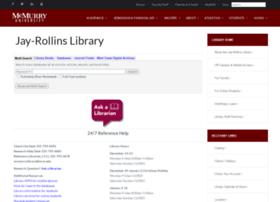 library.mcm.edu