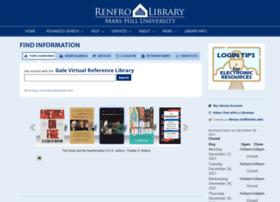 library.mhu.edu
