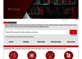 library.mit.edu.au