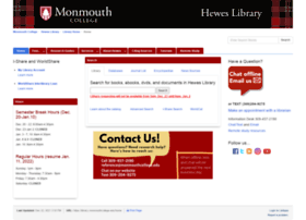library.monmouthcollege.edu