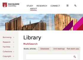 library.mq.edu.au