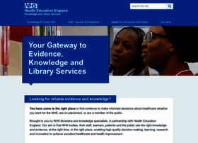 library.nhs.uk