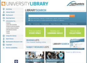 library.northumbria.ac.uk
