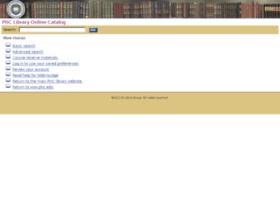 library.phc.edu