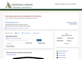 library.piedmont.edu