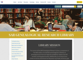 library.sar.org