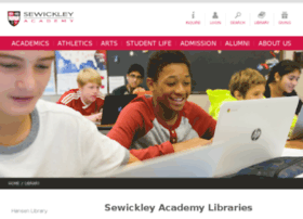 library.sewickley.org