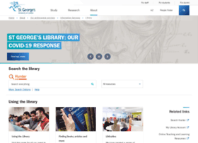 library.sgul.ac.uk