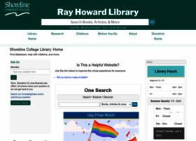 library.shoreline.edu
