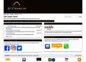 library.stfrancis.edu