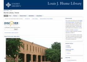 library.stmarytx.edu
