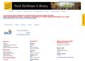 library.strose.edu