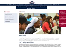 library.stu.edu