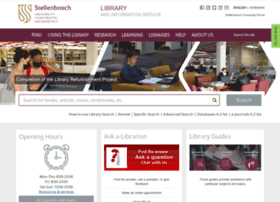 library.sun.ac.za